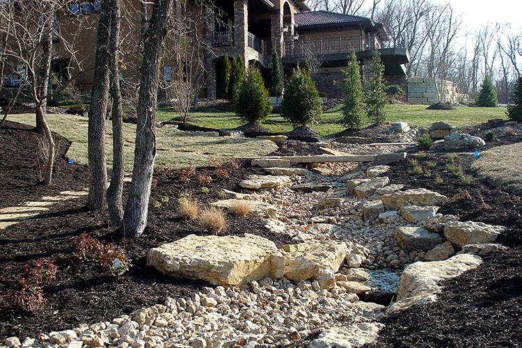 drainage, sollution, landscape